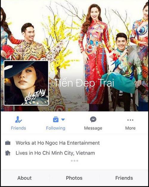 Sơn Tùng - MTP 'méo mặt' vì bị hack Facebook 'sến súa' - 2