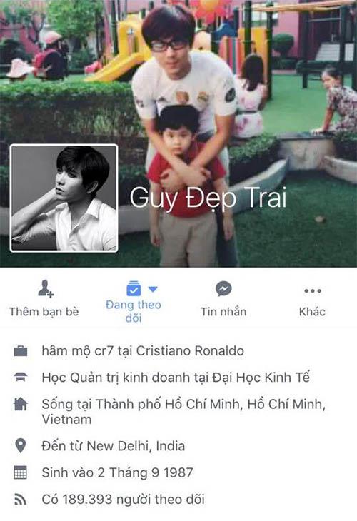 Sơn Tùng - MTP 'méo mặt' vì bị hack Facebook 'sến súa' - 3