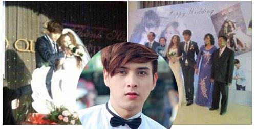 Những đám cưới sao Việt từng muốn 'giấu nhẹm' - 1