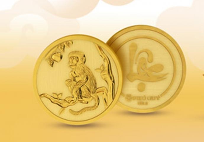 Độc đáo linh vật bằng vàng trong ngày Vía Thần Tài - 3
