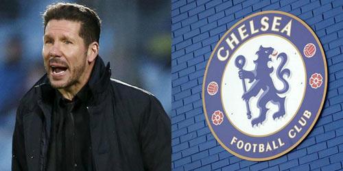 Rộ tin Simeone đồng ý dẫn dắt Chelsea - 1