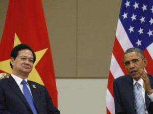 """Tin tức trong ngày - """"Obama đến VN sẽ giúp đẩy mạnh hợp tác kinh tế, an ninh"""""""