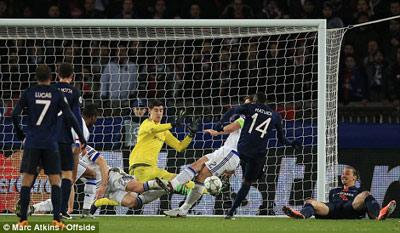Chi tiết PSG – Chelsea: Hiệu quả từ thay người (KT) - 11