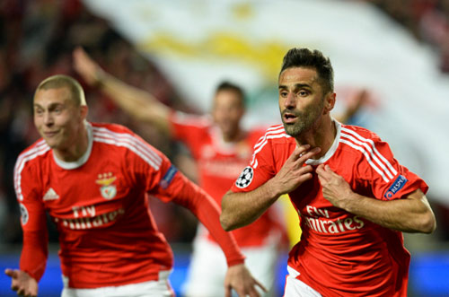 video benfica vs zenit - 1
