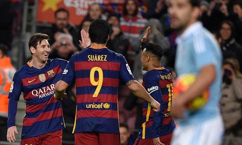 Sporting Gijon – Barca: Cắt đuôi & nối dài kỉ lục - 1