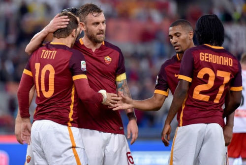 AS Roma - Real Madrid: Ngọt & đắng trên Olimpico - 2