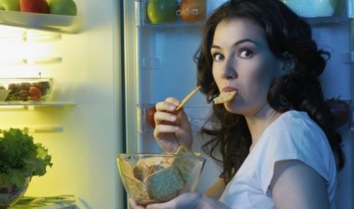 Ăn tối quá muộn và những tác hại không ngờ - 1