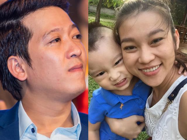 'Mẹ của con trai Trường Giang' bức xúc phủ nhận tin đồn - 1