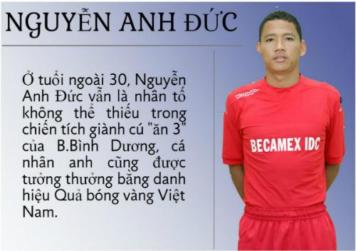 (Infographic) V-League 2016: B.Bình Dương tự tin giữ ngai - 8