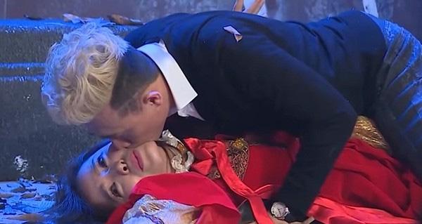 Sở thích... hôn sao nữ của Trấn Thành - Trường Giang - 5