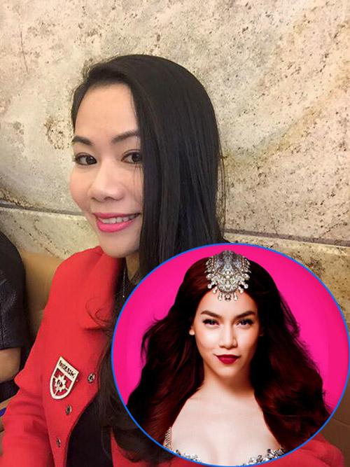 Facebook sao 17/2: Hà Hồ bị ví với 'thảm họa showbiz' - 1
