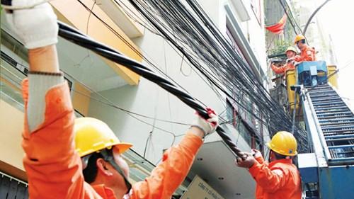 Giá điện có thể tăng ba tháng một lần - 1
