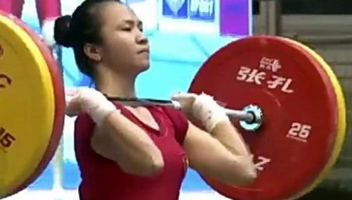 """Cử tạ nữ VN: Cuộc đua """"nảy lửa"""" giành vé dự Olympic 2016 - 1"""