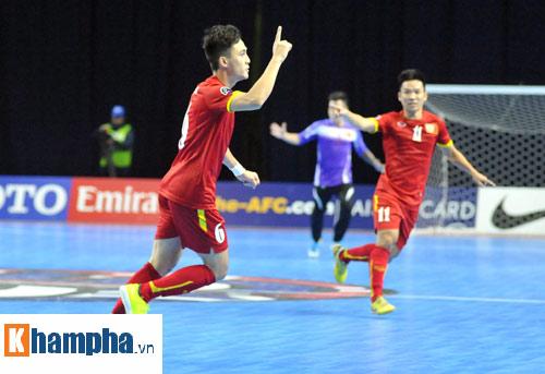 Futsal Việt Nam - Nhật Bản - 2