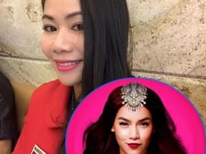 Đời sống Showbiz - Facebook sao 17/2: Hà Hồ bị ví với 'thảm họa showbiz'