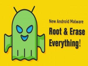Công nghệ thông tin - Mã độc tự gửi tin nhắn, xóa mọi dữ liệu trên Android