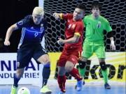 Bóng đá - Thắng Nhật Bản, futsal Việt Nam giành vé dự World Cup