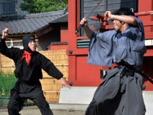 Diễn viên Nhật tử vong dưới kiếm samurai khi đang tập