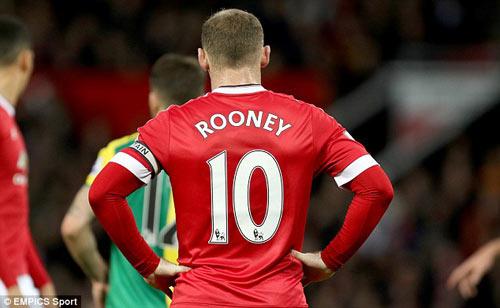 Cú sốc với MU: Rooney nguy cơ nghỉ 2 tháng, lỡ 11 trận - 2