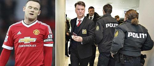 Cú sốc với MU: Rooney nguy cơ nghỉ 2 tháng, lỡ 11 trận - 1
