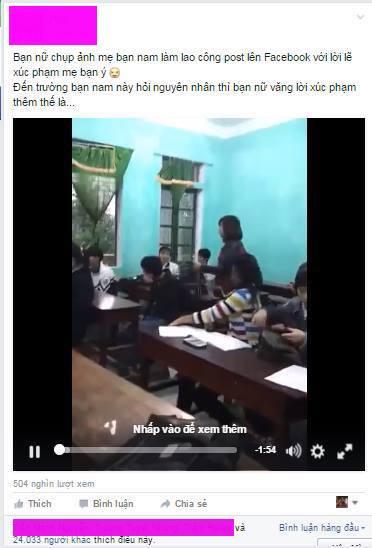 Nữ sinh bị chửi oan vì 'chụp ảnh lao công' đăng Facebook - 3
