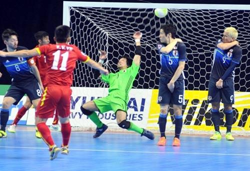 HLV futsal Nhật: VN quá xứng đáng lấy vé World Cup - 1