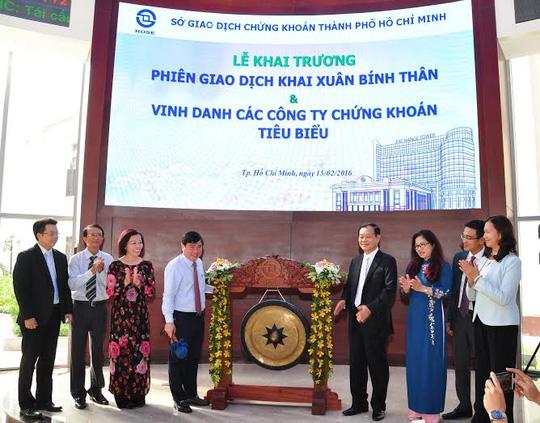 Việt Nam lần đầu tiên có Ngày Chứng khoán - 1
