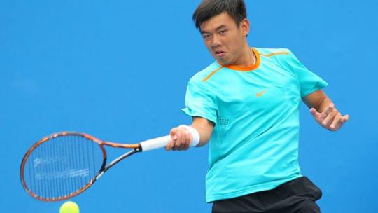 Hạ tiếp tay vợt Trung Quốc, Hoàng Nam vào tứ kết - 2