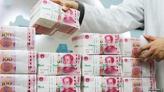 Trung Quốc chìm ngập trong nợ xấu - 1