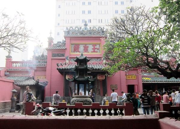 Tháng Giêng, đến thăm 4 ngôi chùa nổi tiếng ở Sài Gòn - 3