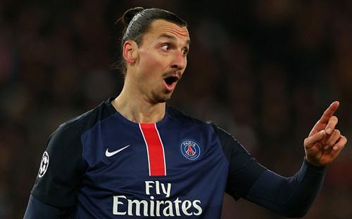Rộ tin Ibrahimovic tới MU để tái ngộ Mourinho - 1