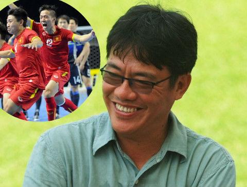 """""""Để có vé World Cup, ĐT futsal VN đã đổ cả máu và nước mắt"""" - 1"""