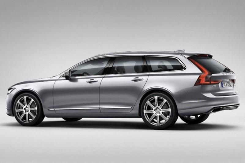 Volvo V90 sẽ trình làng vào ngày 18/2 tới - 1