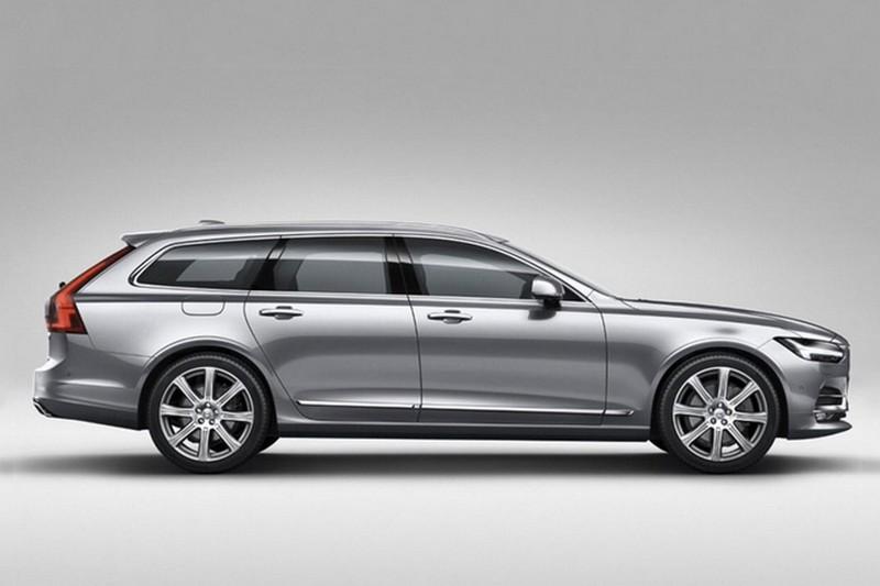 Volvo V90 sẽ trình làng vào ngày 18/2 tới - 2