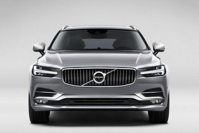 Volvo V90 sẽ trình làng vào ngày 18/2 tới - 3