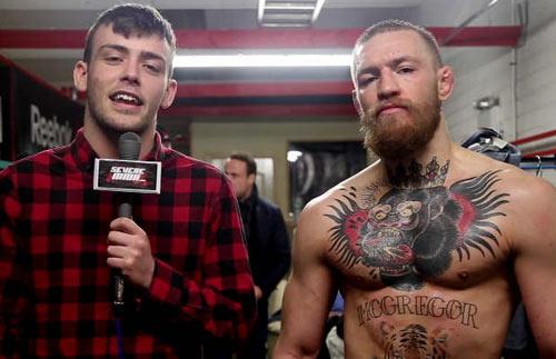 """Tin thể thao HOT 18/2: McGregor tiết lộ mục tiêu """"không tưởng"""" - 1"""