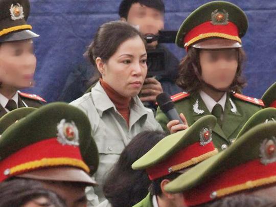 Lãnh đạo Bộ Công an lên tiếng vụ nữ tử tù có thai - 2