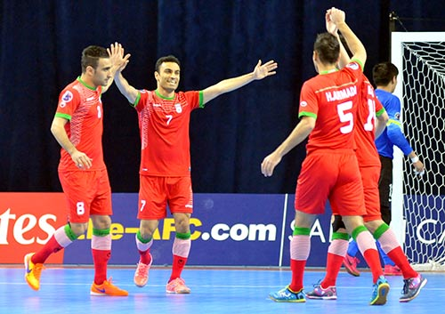 Futsal Viet Nam Iran - 1