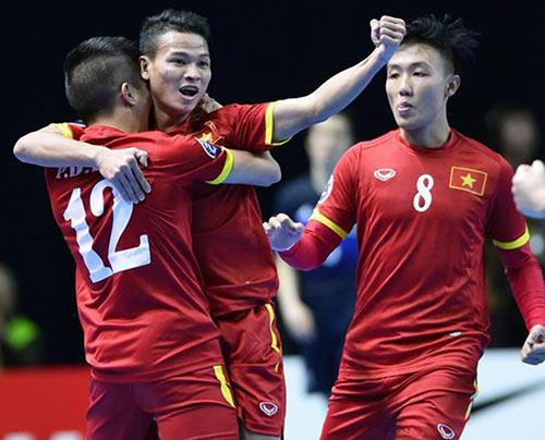 Futsal Viet Nam vs Iran - 2