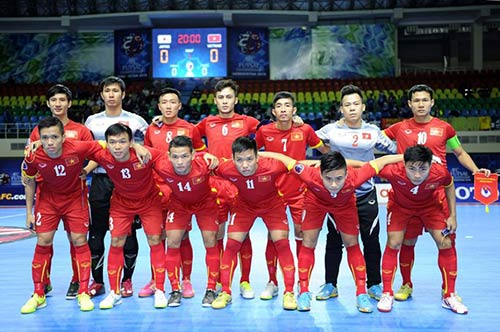 futsal vietnam vs iran - 3
