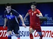 Bóng đá - HLV futsal Nhật: VN quá xứng đáng lấy vé World Cup