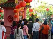 """Thị trường - Tiêu dùng - TP HCM: Dịch vụ thuê xe đi lễ hội """"chặt chém"""" sau Tết"""