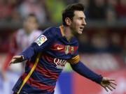 """Bóng đá - Messi lập chiến tích """"vô tiền khoáng hậu"""" ở La Liga"""