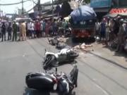 Video An ninh - Bản tin an toàn giao thông ngày 18.2.2016