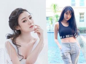 Bạn trẻ - Cuộc sống - Hot girl Thái Lan sở hữu gương mặt 'vạn người mê'