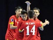 Bóng đá - Futsal VN: 5 tuyệt tác trên đường chinh phục World Cup