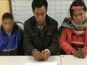 Video An ninh - Cặp vợ chồng dùng con nhỏ ngụy trang 2000 viên ma túy