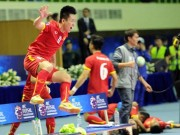 Lịch thi đấu bóng đá - Lịch thi đấu VCK Futsal châu Á 2016