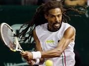 """Thể thao - Cú xoay vợt kinh điển của """"dị nhân tennis"""""""