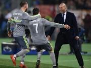 Bóng đá - Zidane - Ronaldo: Cúp C1 chính là cứu cánh